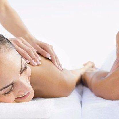 90minutová královská masáž