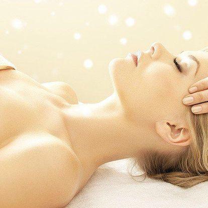 Klasická nebo lymfatická masáž vč. masáže hlavy