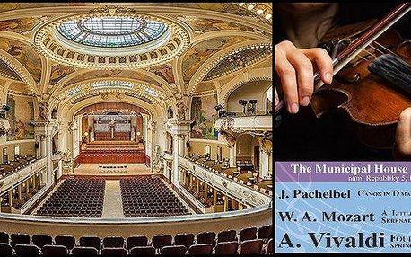 A.Vivaldi - Čtvero ročních dob v Obecním…