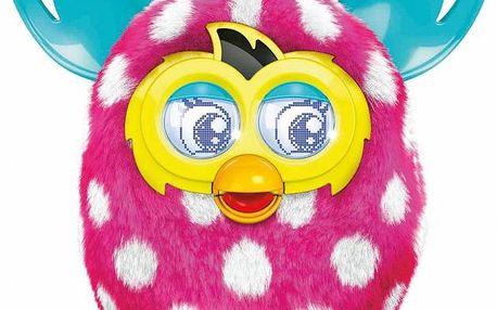 Hračka roku: Furby BOOM SUNNY Polka Dots