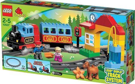 LEGO DUPLO 10507 Ville Můj první vláček