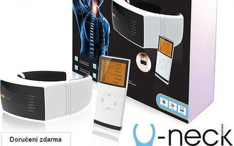 U-Neck pro masážní terapii krční páteře