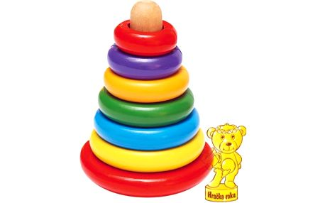 Hračka roku: Woody Magnetická skládací pyramida