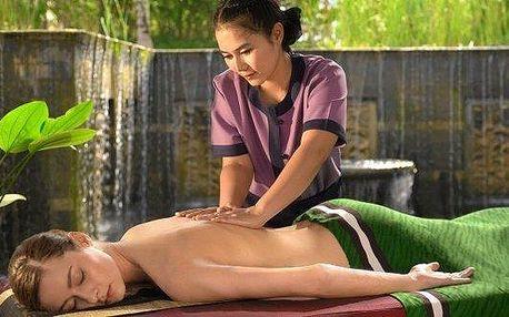 100 minut relaxace ve salonu Thai Sun