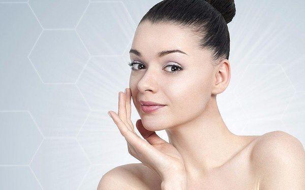 Laserová gelová maska na obličej krk a dekolt