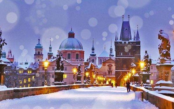 Podzim i advent v centru Prahy s bohatou snídaní