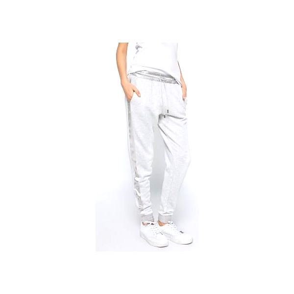 Diesel - Kalhoty - sivý, M - 200 Kč na první nákup za odběr newsletteru