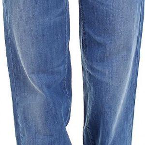 Dámské kalhoty Jean Paul Gaultier, modré
