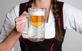 Sklenice na víno a pivo!