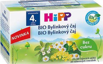 Hipp BIO Bylinkový čaj 30g