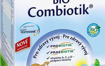 HiPP Pokračovací MKV 2 BIO Combiotik 4x600g - NOVINKA