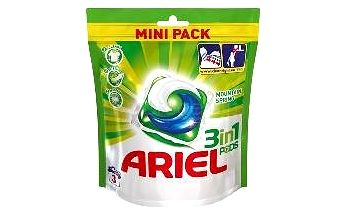 Ariel liquid tabs Mountain Spring 3 ks 3 x 28,8 g