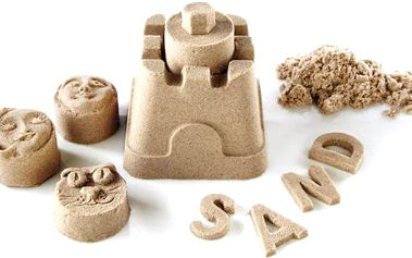 Magický tekutý písek Sada: Malá