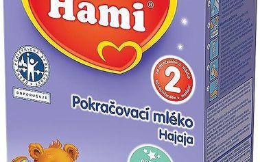 Hami 2 Hajaja Pokračovací mléko 500 g