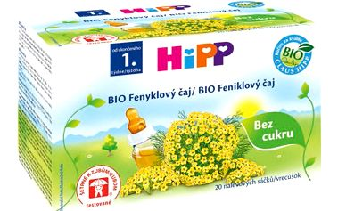 HiPP BIO Fenyklový čaj 30g