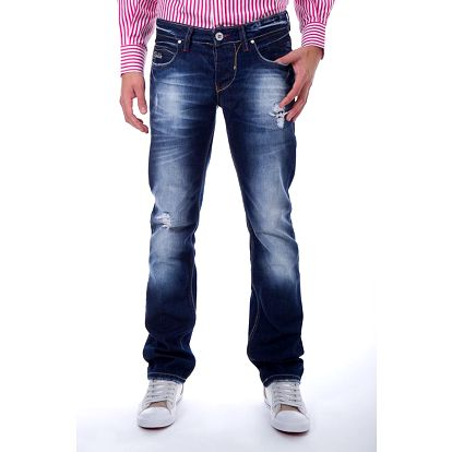 Pánské džíny Denim Republic, modré