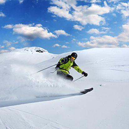 3 dny lyžování v Krkonoších s polopenzí