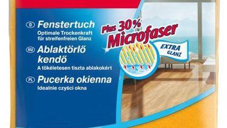 Vileda Hadřík na okna +30% mikrovláken 1 ks