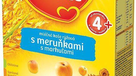 Hami Rýžovo-mléčná kaše s meruňkami 225 g