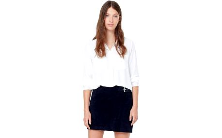 Mango - Košile Pagui - bílá, XS