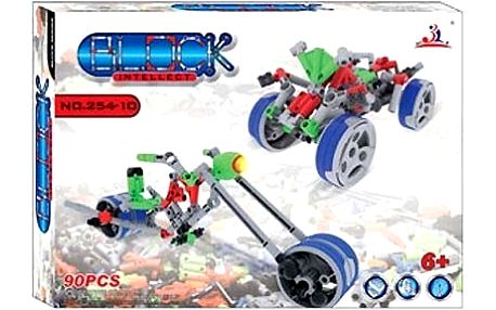 Stavebnice motorka a čtyřkolka!! desítky modelů!!