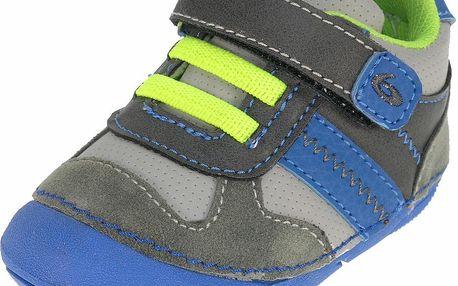 Beppi Chlapecké tenisky - šedo-modré