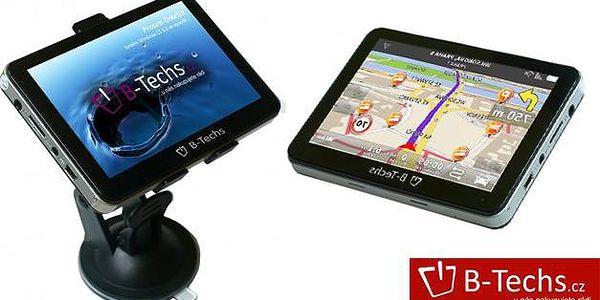 Super rychlá GPS navigace s doživotní aktualizací