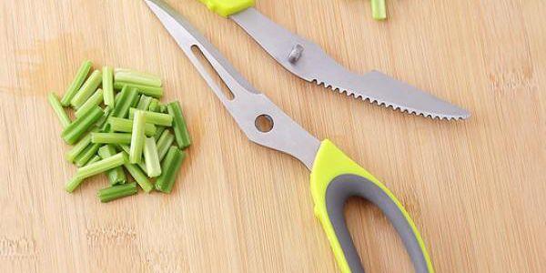 Rozkládací kuchyňské nůžky!