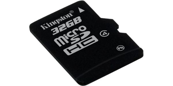 Kingston 32GB Class4 (SDC4/32GBSP)