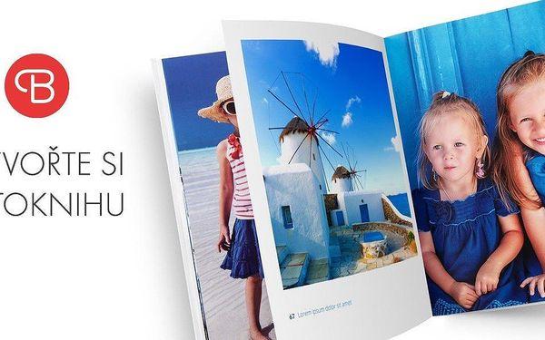 Vytvořte si velkou fotoknihu od Bontie