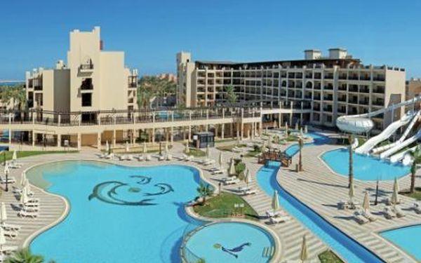 Egypt, oblast Hurghada, doprava letecky, all Inclusive, ubytování v 5* hotelu na 8 dní