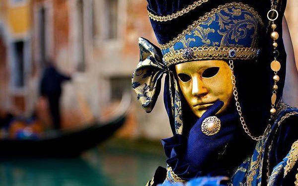 Legendární festival v Benátkách v zájezdu na 3 dny - termíny od ledna