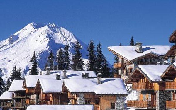 Francie, oblast Francouzské Alpy, doprava vlastní, bez stravy, ubytování v 2* hotelu na 8 dní