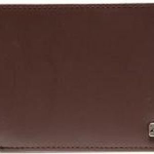 Quiksilver - pánská peněženka - tmavě hnědá, ONE