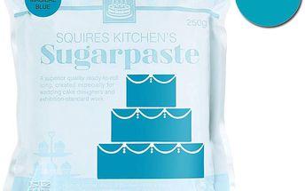Squires Kitchen Barevný fondán Magical Blue 250g - EXPIRACE 28.8.2015