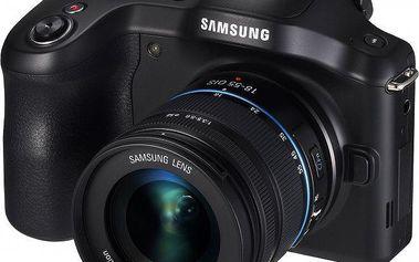 Samsung Galaxy NX - II. jakost