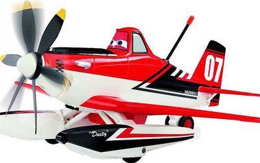 Dickie RC Disney Planes RC jezdící letadlo Prášek 2014 - II. jakost