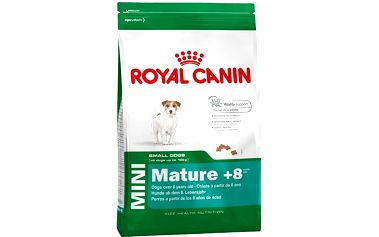 Royal Canin Mini Adult +8 Mature 8 kg