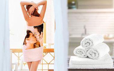 Originální dárek! Kvalitní osuška a ručník s vlastní fotografií s dlouhou životností barev