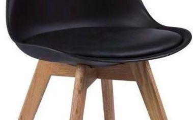 Židle Kris Black - doprava zdarma!