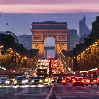 Paříž: poznávací zájezd na 5 dní s hotelem