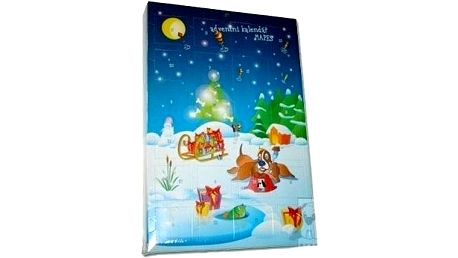 Mapes adventní kalendář - kolekce pro psy 280 g