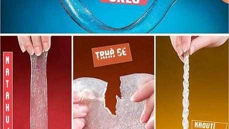 Tekuté sklo - hračka, kterou nebudete chtít dát z ruky!