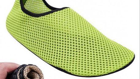 Ultra tenká fitness obuv Actos - nechte svá chodidla dýchat!