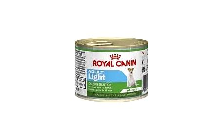 Royal Canin konzerva Adult Light 195 g