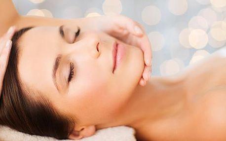 60 minut kosmetického ošetřeni a relaxační masáže