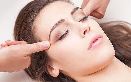 Kosmetické ošetření pleti a úprava obočí zdarma