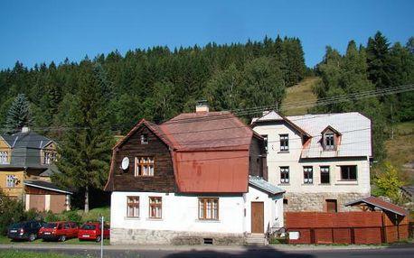Chalupa - Nové Hamry, Česká republika, vlastní doprava, strava dle programu