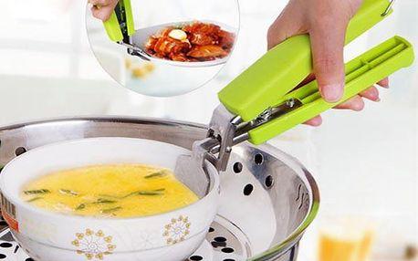 Kuchyňské kleště