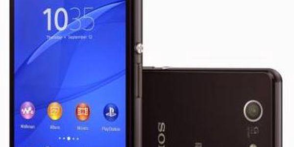 Sony Xperia Z3 Compact (D5803) (1289-0981) černý + Doprava zdarma